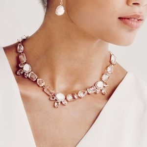 Chloe + Isabel La Vie En Rose necklace